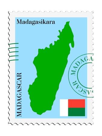 madagascar: mail tofrom Madagascar