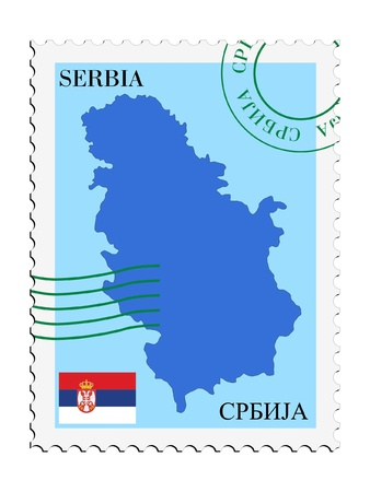 serbien: mail to  from Serbia