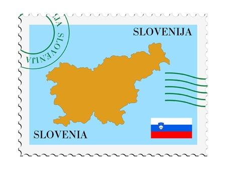 slovenia: mail tofrom Slovenia