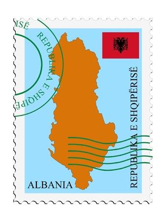 albania: mail tofrom Albania
