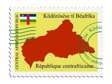 central african republic: mail tofrom Central African Republic