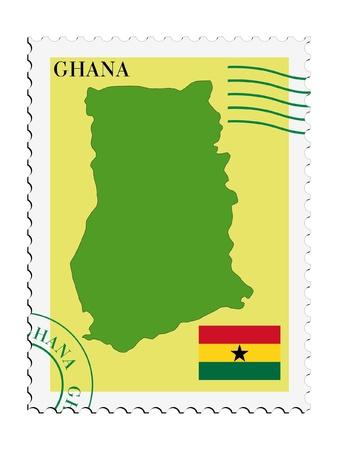 ghana: mail tofrom Ghana