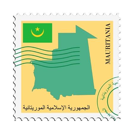 mauritania: mail tofrom Mauritania