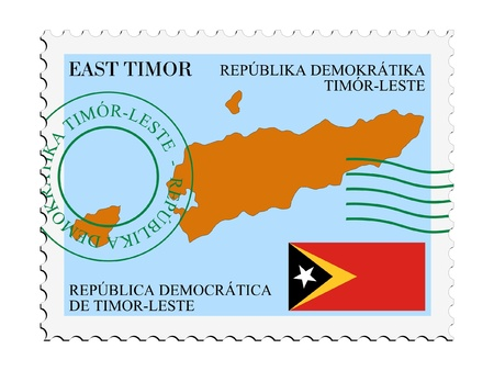 timor: mail tofrom East Timor