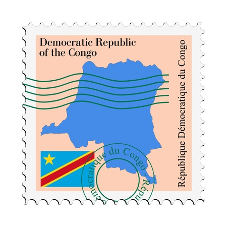 Congo: mail tofrom Congo