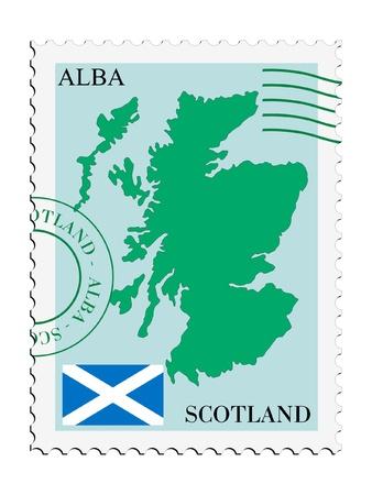 scotland: mail tofrom Scotland