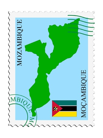 mozambique: mail tofrom Mozambique