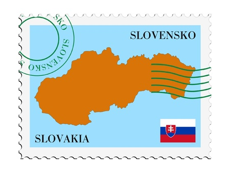 mail tofrom Slovakia