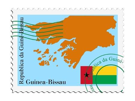 guinea bissau: mail tofrom Guinea Bissau