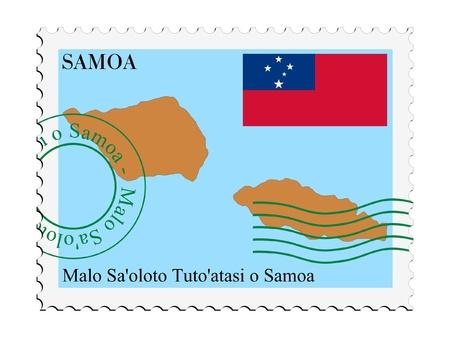 samoa: mail tofrom Samoa