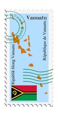 vanuatu: mail tofrom Vanuatu