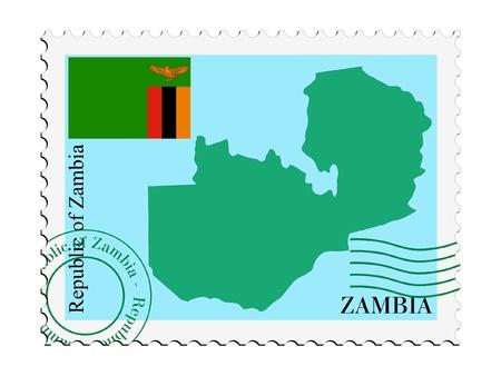 zambia: mail tofrom Zambia