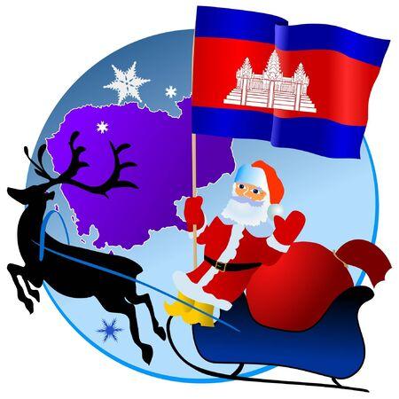 cambodia: Merry Christmas, Cambodia!