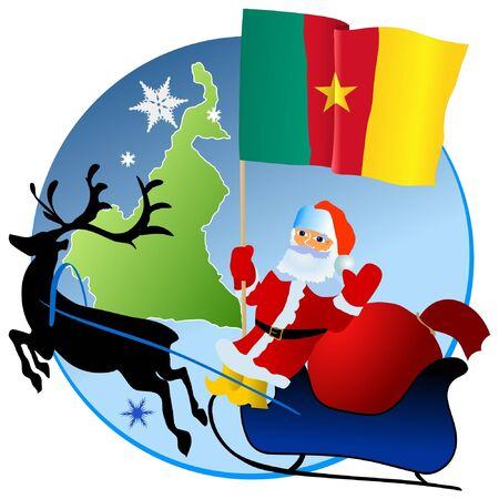 waiving: Merry Christmas, Cameroon!