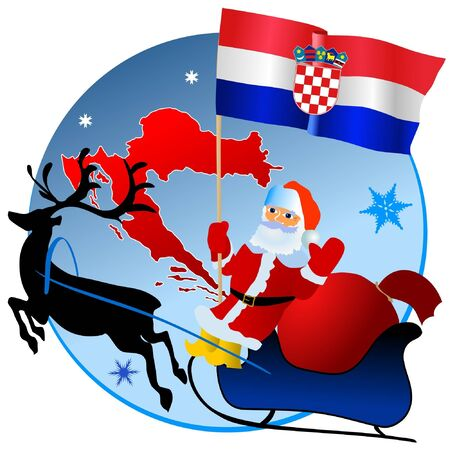 waiving: Merry Christmas, Croatia!