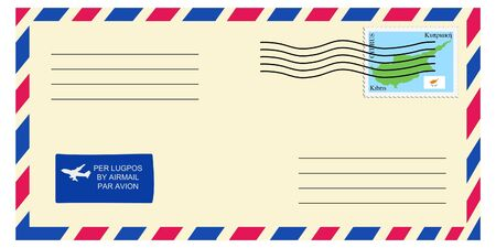 cyprus: letter tofrom Cyprus