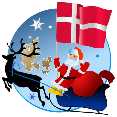 waiving: Merry Christmas, Denmark!