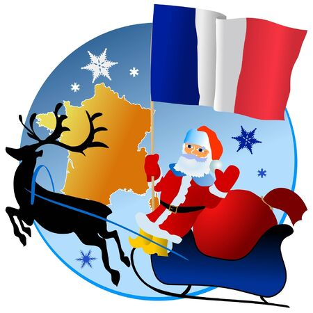 waiving: Merry Christmas, France!