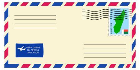 letter tofrom Madagascar