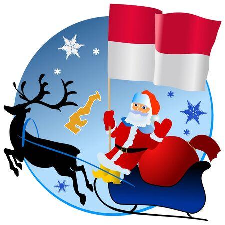 waiving: Merry Christmas, Monaco!
