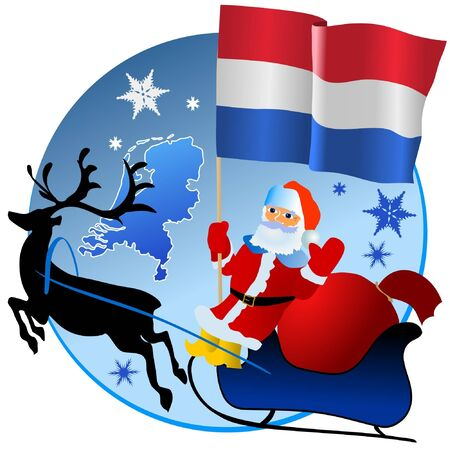 waiving: Merry Christmas, Netherlands!