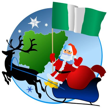 waiving: Merry Christmas, Nigeria!