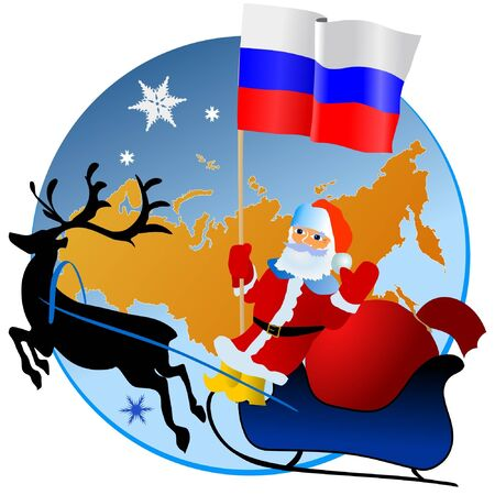 waiving: Merry Christmas, Russia!