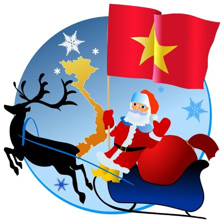 waiving: Merry Christmas, Vietnam!