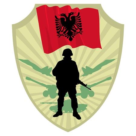 albanie: Arm�e de l'Albanie