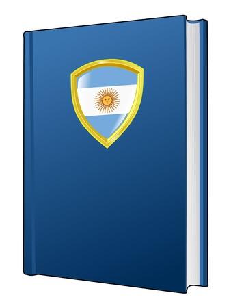prosecutor: codice di leggi di Argentina Vettoriali