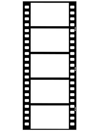 28 946 filmstrip stock vector illustration and royalty free rh 123rf com film strip clipart vector film strip clipart border