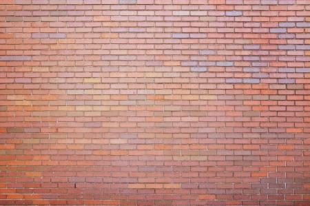 Orange old brick  wall background Stock Photo
