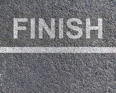 black asphalt texture, finish race concept