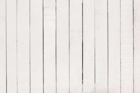 wood floor background: white wooden planks texture