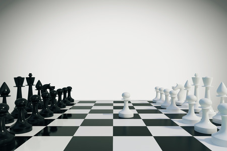move: Game of chess concept