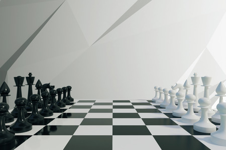 move: Chess game concept