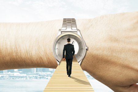 時間旅行の概念