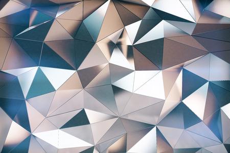 grafito: Abstarct 3d pared del grafito futurista