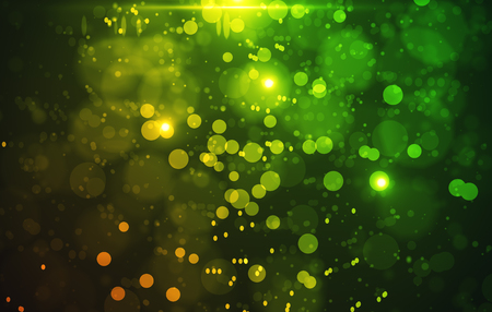 Abstract spotty green background