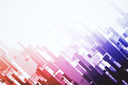 Abstract purple pattern backdrop