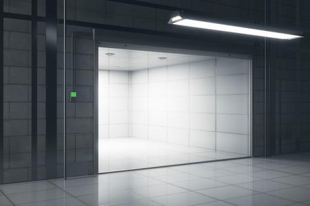 Garagedeur vectoren illustraties en clipart 123rf