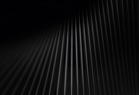 Abstract dark lines wallpaper