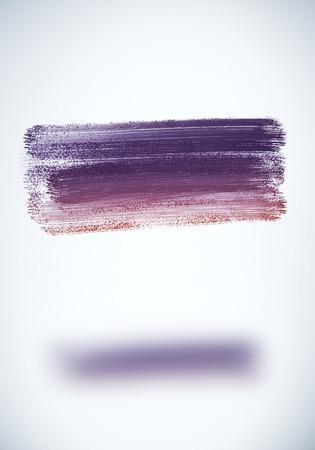 흰색 배경에 그림자와 추상 직사각형 그리기