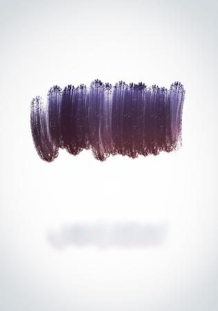 그림자와 추상 수채화 낙서입니다. 크리 에이 티브 벽지