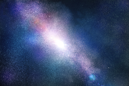Creative space background. Milky way. Stock Photo - 93247691