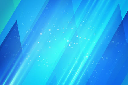 Abstract blue digital background with lines. Technology concept. 3D Rendering