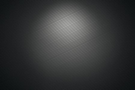 Digital dark gray metal background. 3D Rendering Stock Photo