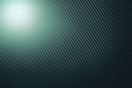 Abstract backdrop with silver lines and light. 3D Rendering 版權商用圖片