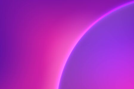 Abstract digital purple wallpaper with lines. Web cover and design concept. 3D Rendering  版權商用圖片