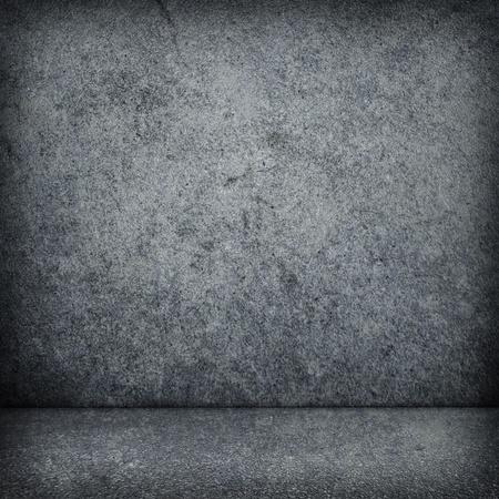 concreto: 1057; oncrete Pared de concreto de gran textura de fondo de la imagen de la oscura pared de concreto y el piso Foto de archivo
